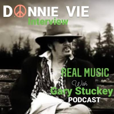 Cover art for Donnie Vie interview!