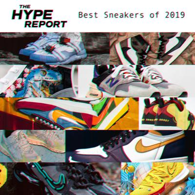 Cover art for Best Sneakers of 2019