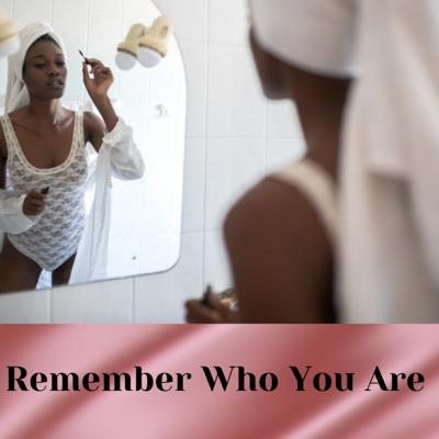 Cover art for Remember Who You Are!