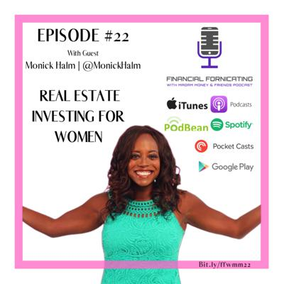 Cover art for Ep #22 - Real Estate Investing for Women