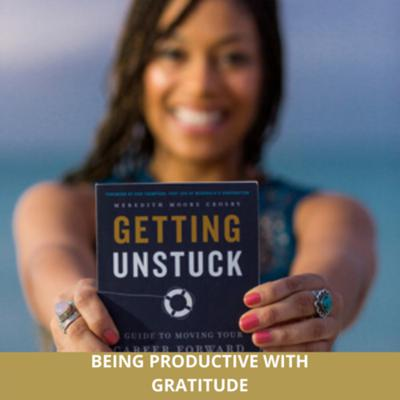 Cover art for Being productive with Gratitude