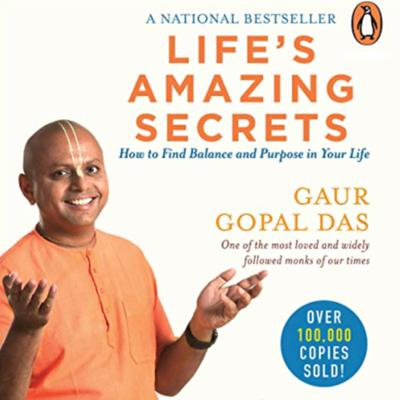 Cover art for Life's Amazing Secrets - English Book Summary