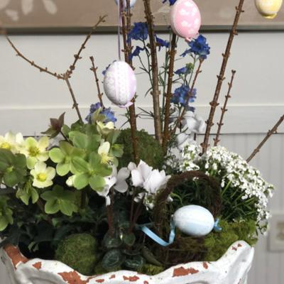 Cover art for Easter Planter DIY