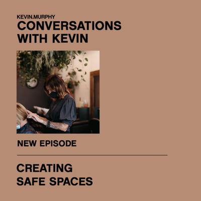 Cover art for CREATING SAFE SPACES