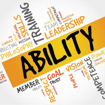 Cover art for Ability