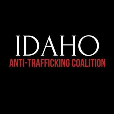 Cover art for #92 - Human Trafficking in Idaho