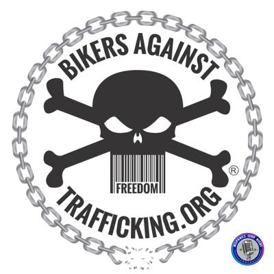 Cover art for An Interview with Doc and Rainey with Bikers Against Trafficking.
