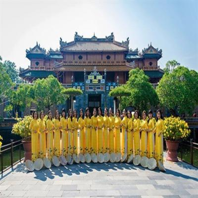 """Cover art for Thua Thien-Hue to become Vietnam's Capital of """"Ao Dai"""""""
