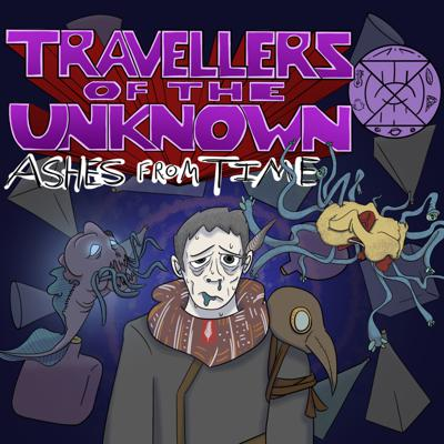 Cover art for Ashes From Time: Ep. 10. Inside the Toridium - Part 2