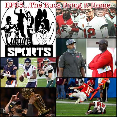 The Culture Sports Podcast