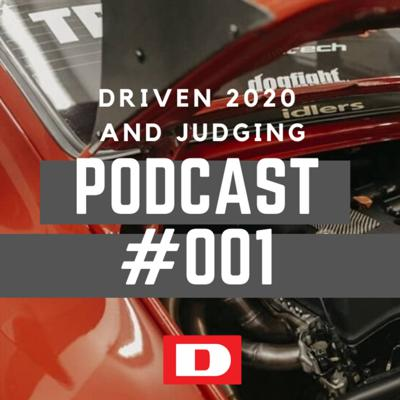 Cover art for Driven Podcast #001 - 2020 Tour updates and Judging