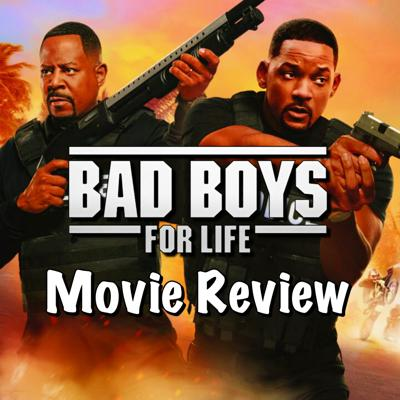 Cover art for Bad Boys For Life | Movie Review