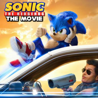 Cover art for Sonic The Hedgehog | Movie Review