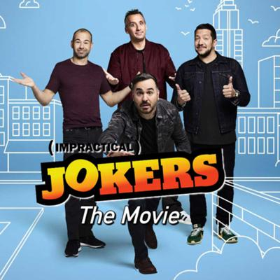 Cover art for Impractical Jokers Movie | Review