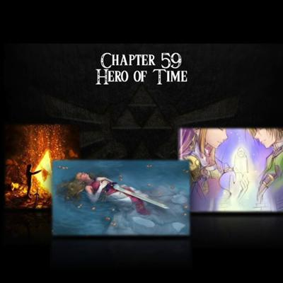 Cover art for Ocarina of Time- an audiobook production- Chapter 59: Hero of Time