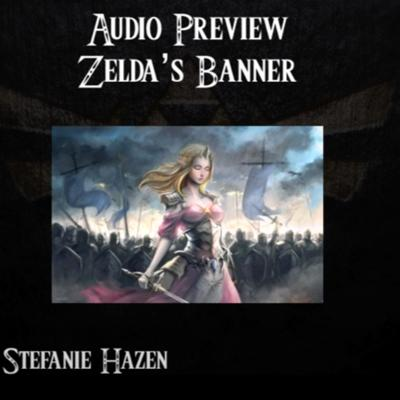 Cover art for Ocarina of Time- An Audiobook Production- Zelda's Banner