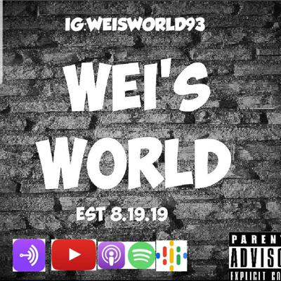 Cover art for WEI'S WORLD PODCAST SEASON 2 EPISODE 13 FT ARIANNA MARQUIS: ELLEN DEGENERES, MEG THEE STALLION