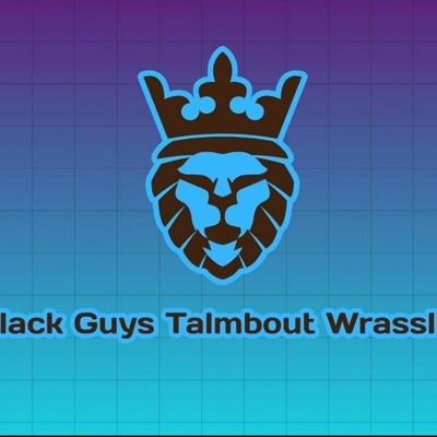Cover art for BLACK GUYS TALMBOUT WRASSLIN EPISODE 3: DISSCUSSING MODERN WRESTLING