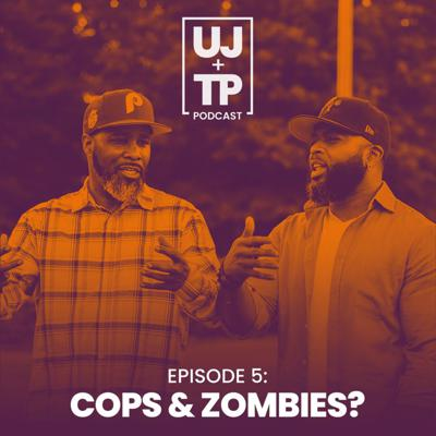 Cover art for Cops & Zombies