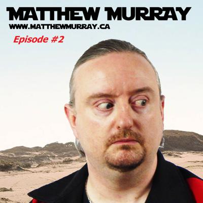 Cover art for Episode 2 - New & Improved with even more Matthew!