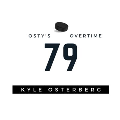 Cover art for Osty's Overtime: Episode 1