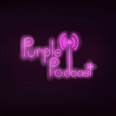 Cover art for Welcome to Purple Podcast