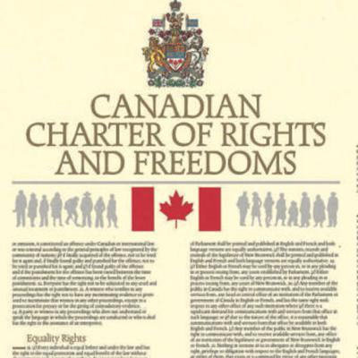 Cover art for Intro to the Canadian Rights Media podcast