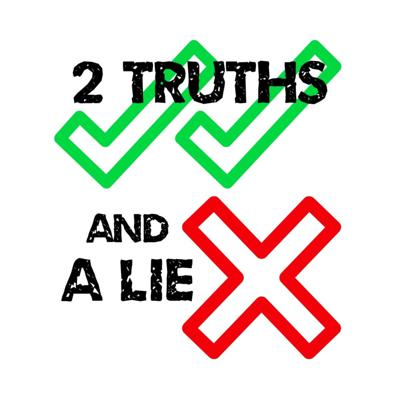 Cover art for Two Truths and A Lie