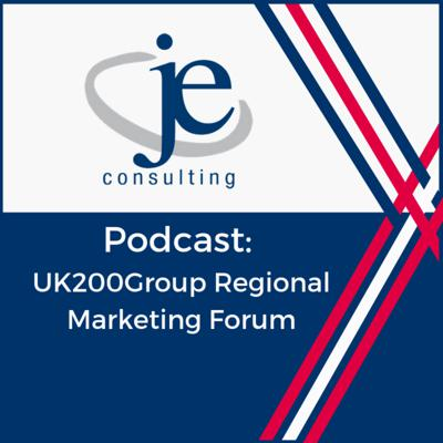 Cover art for UK200Group Regional Marketing Forum - Events