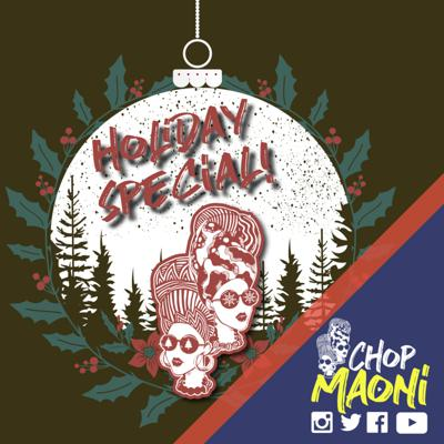 Cover art for Chop Maoni: Holiday Special