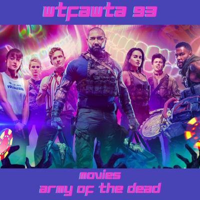 Cover art for MOVIES- Army of The Dead
