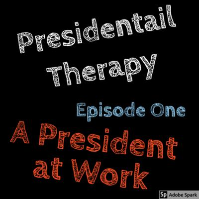 Cover art for A President at Work