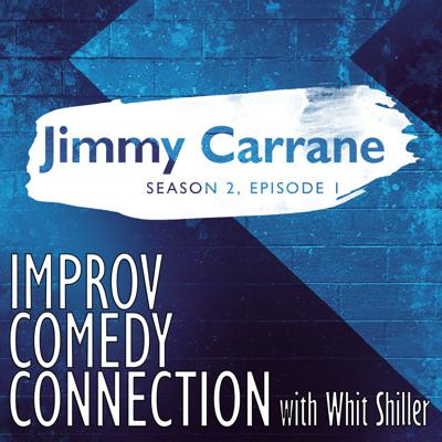 Cover art for Jimmy Carrane
