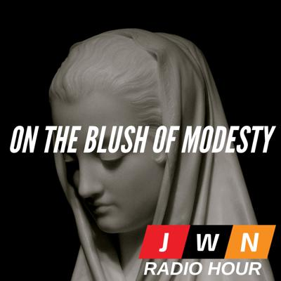 Cover art for On The Blush of Modesty