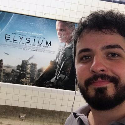 Cover art for Elysium Watch: The Podcast
