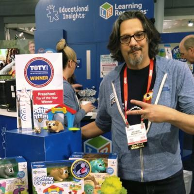 The Toy Book Podcasts by Adventure Media & Events