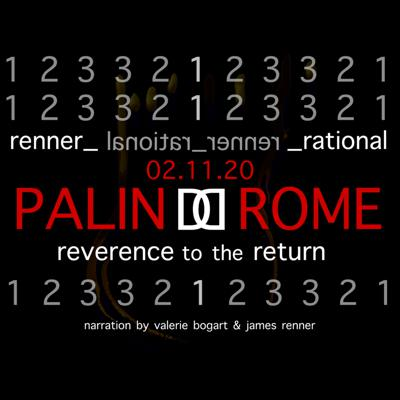Cover art for Palindrome - A Pi_Rational Interlude