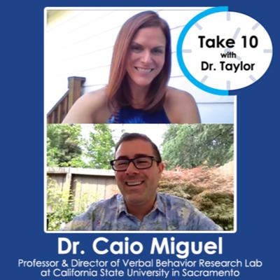 Cover art for Take 10 with Dr. Taylor | Dr. Caio Miguel