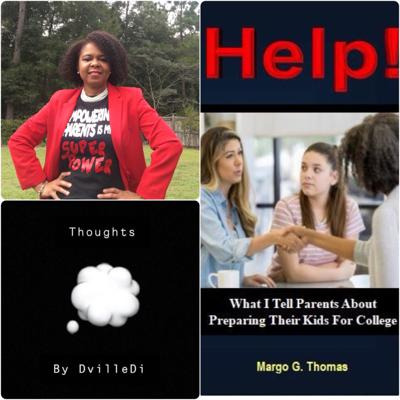Cover art for Help!!! With Margo Thomas