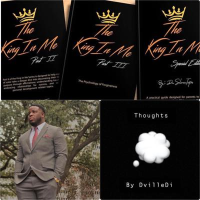 Cover art for The King In Me by Dr. Solomon Tention