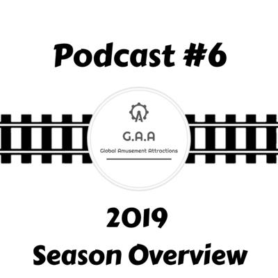 Cover art for Waiting In Line Podcast #6: 2019 Season Overview