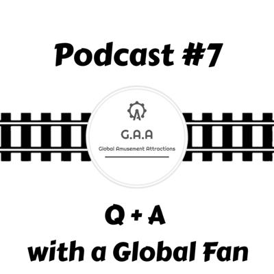Cover art for Waiting In Line Podcast #7: Q + A with a fan