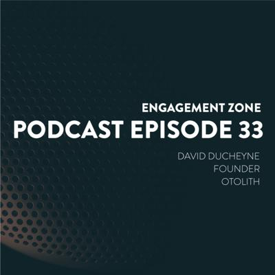 Cover art for 33: Developing your people strategy with David Ducheyne