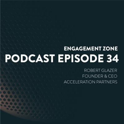 Cover art for 34: Building a Remote Workforce and Culture with Robert Glazer