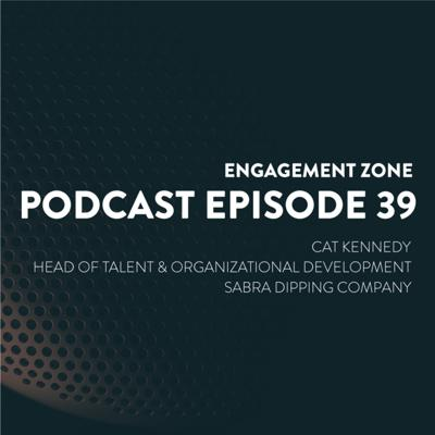 Cover art for 39: Finding your Employee Voice with Cat Kennedy