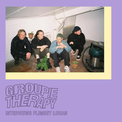 Cover art for Groupie Therapy Episode 9 - Flimsey Lohan Interview