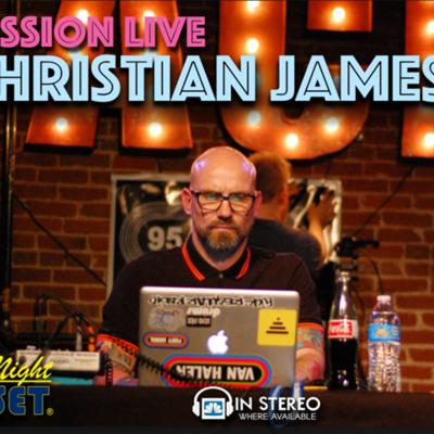 Cover art for 376 • Christian James Hand: The Session Live