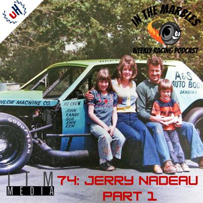 Cover art for 75: Interview with Jerry Nadeau Part 1