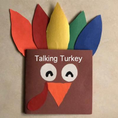 Cover art for Talking Turkey