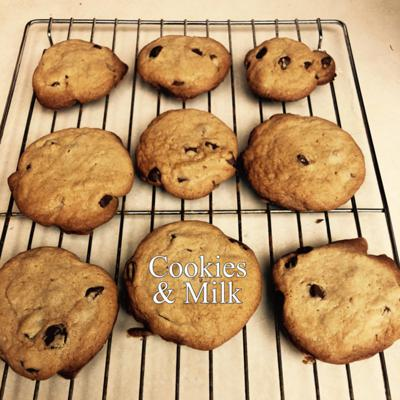 Cover art for Cookies & Milk